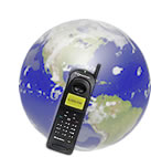 Globalstar mobile phone